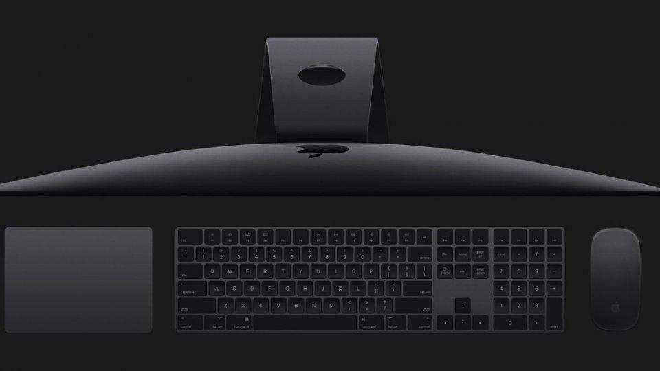 Украсть iMac Pro не получится