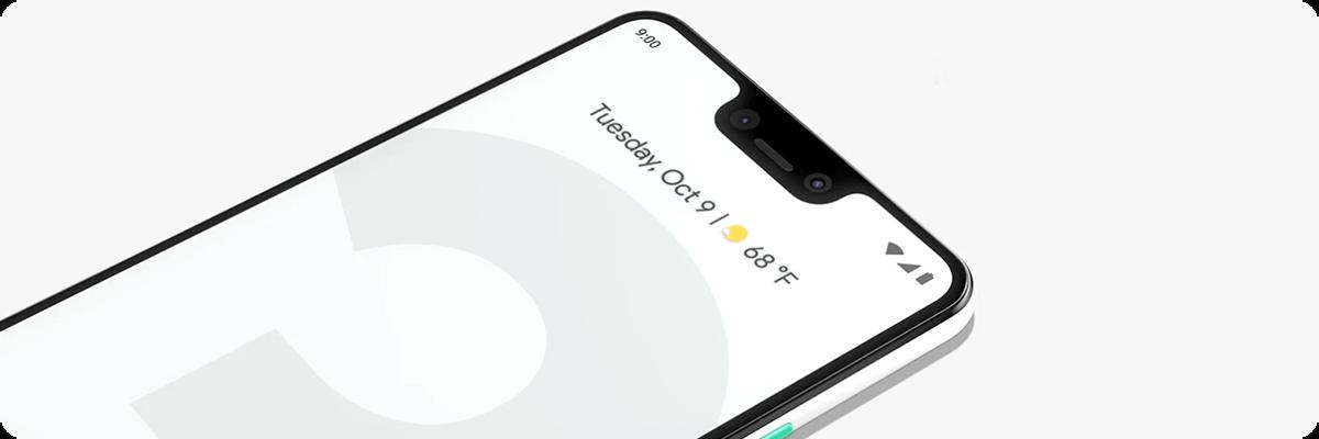 Google Pixel 3 купить в Москве