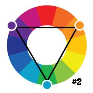 Цветовой круг 2