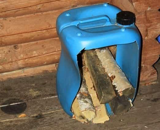 переноска для дров