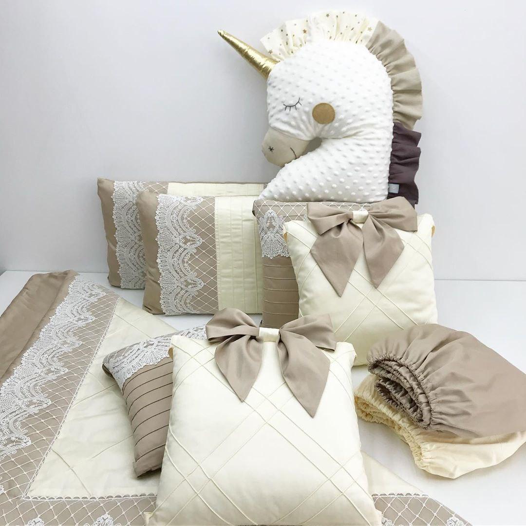 Ткани для бортиков в кроватку как выбрать