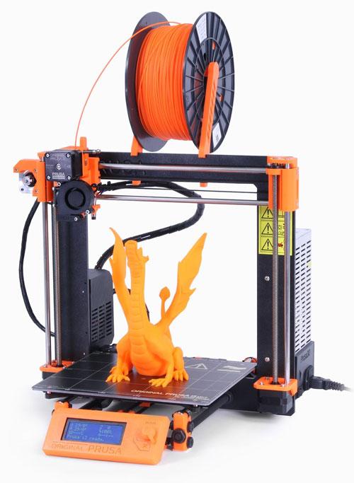 3d printer пруса i3 mk2