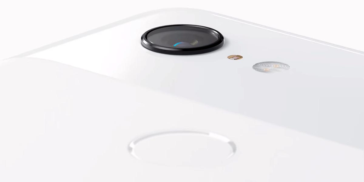 Google Pixel 3 камера