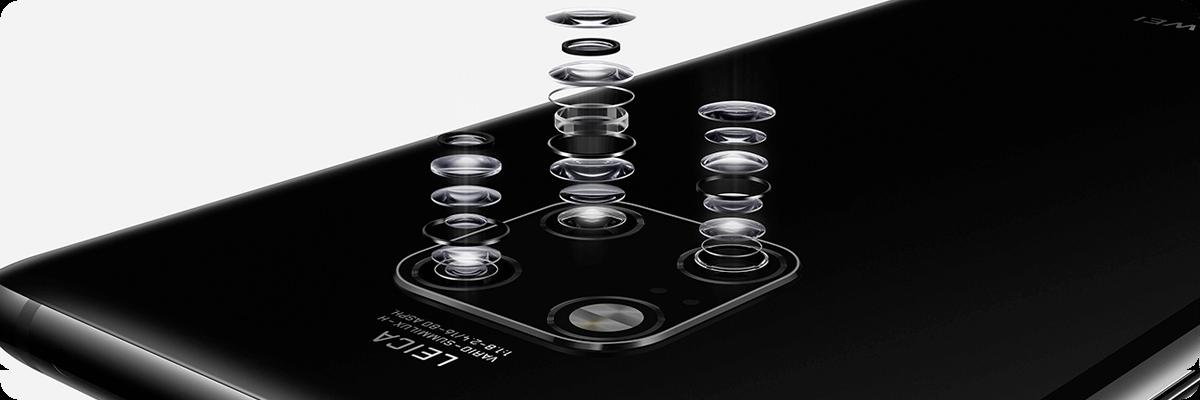 Huawei Mate 20 X камера Leica