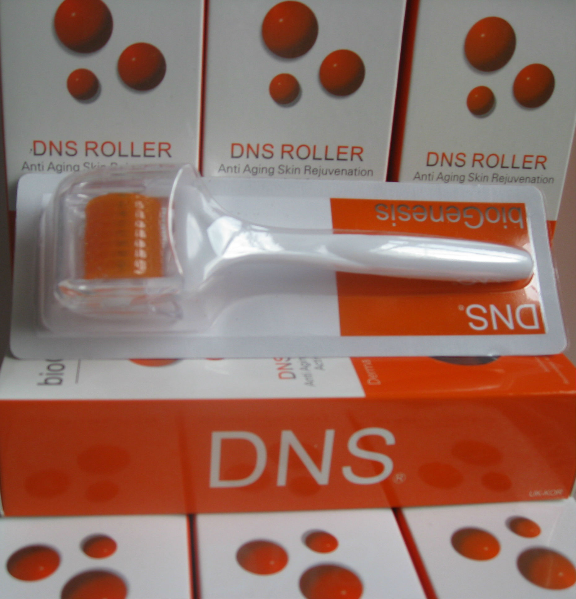 Мезороллер DNS London