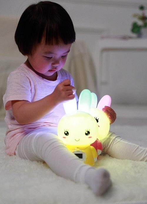 Alilo Большой зайка Желтый купить в интернет-магазине Мама Любит