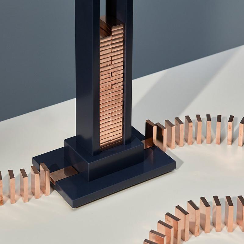 Светильник Domino Light от Glithero