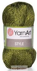 Пряжа Style Yarnart - купить в интернет-магазине недорого с доставкой наложенным платежом