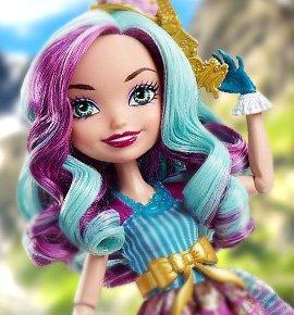 Куклы серии Могущественные принцессы от Эвер Афтер Хай