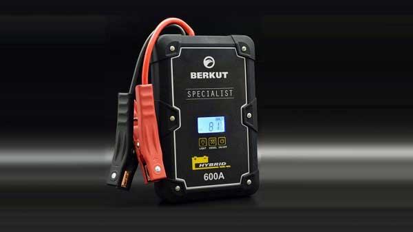 Конденсаторное пусковое устройство Berkut JSC-600C