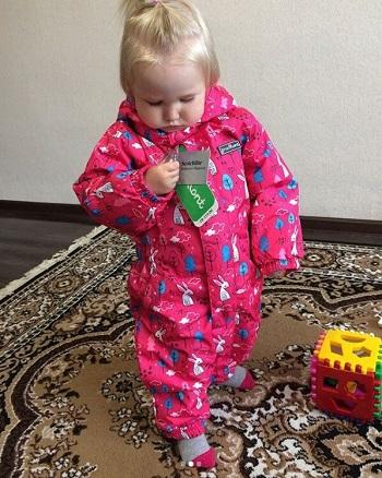 Отзыв на комбинезон Premont Маленький Нуттала (фото 1)