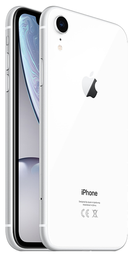 iPhone Xr 128 Gb White (белый)