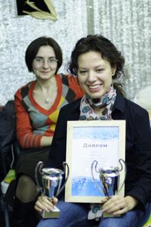 Анна Токц - победитель в номинациях Самое мужественное мыло и Лучшее мыло в стиле Ретро