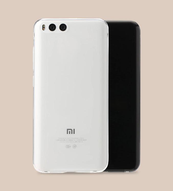 Силиконовый чехол для Xiaomi Mi6