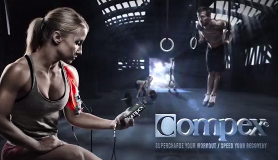 Электростимуляция Compex и кроссфит