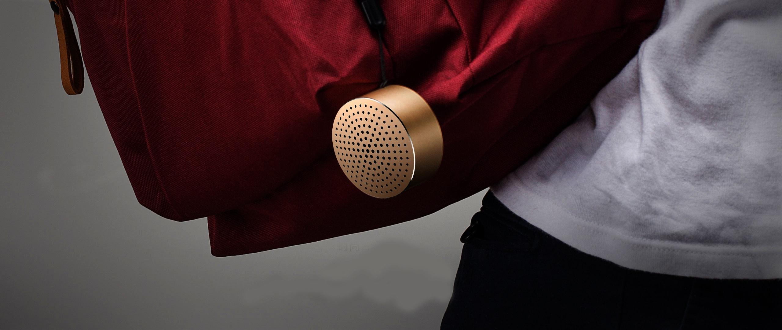 Портативная акустика Xiaomi Mi Bluetooth Speaker Mini