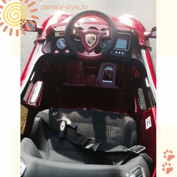"""Электромобиль """"Porsche е911кх"""" купить, отзывы, доставка"""