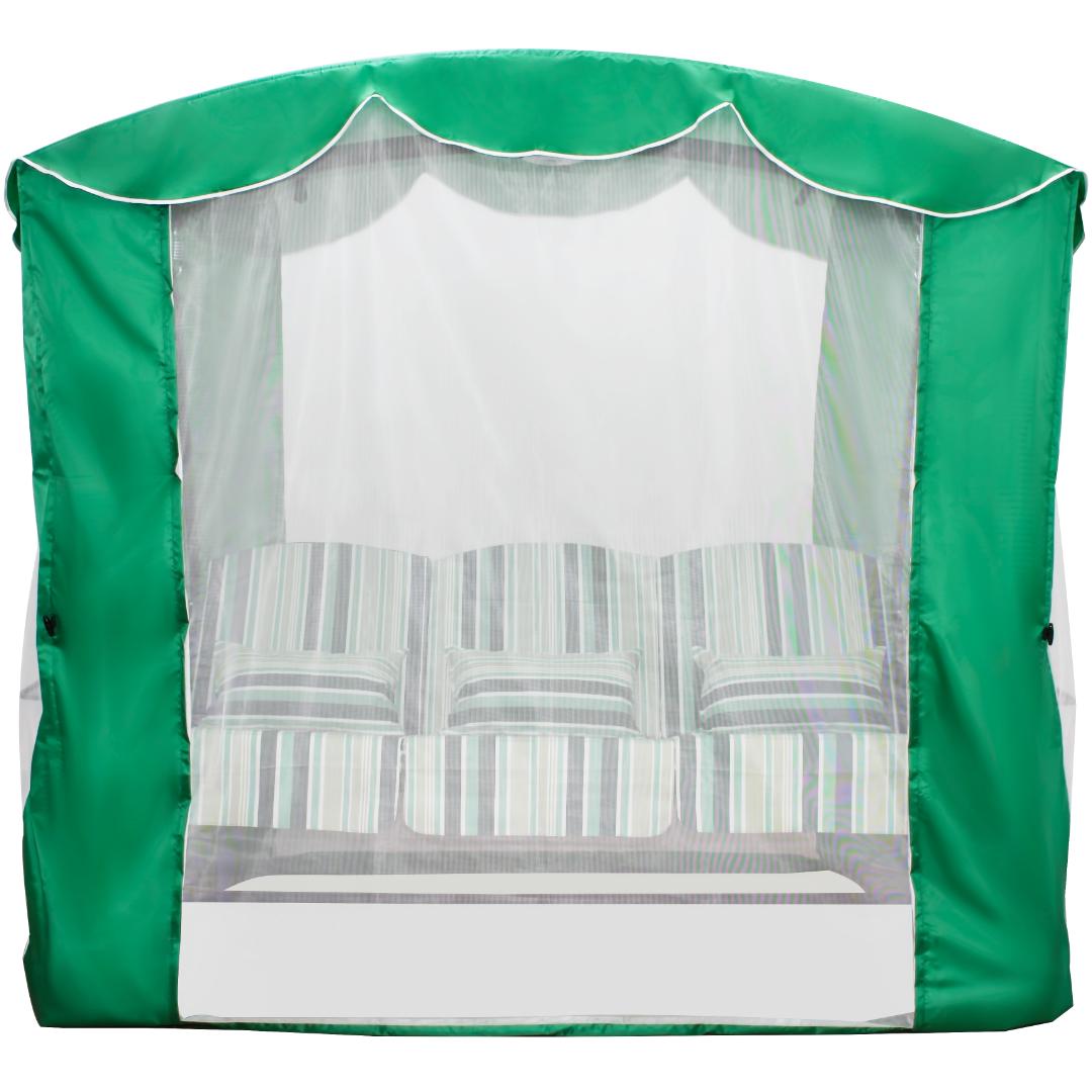 Оазис Люкс зеленый сетка