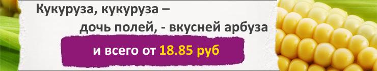 Купить семена Кукурузы, цена низкая, доставка почтой наложенным платежом по России, курьером по Москве - интернет-магазин АгроБум