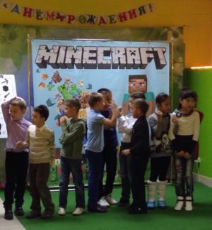 майнкрафт_оформление_дня_рождения_Алматы.png