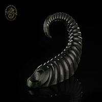 Скорпион из нефрита