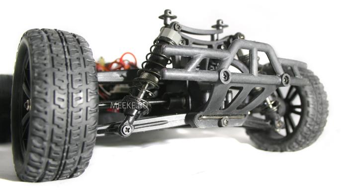 Быстрый Радиоуправляемый шорт-корс Himoto Spatha 1/10 E10SCL Brushless 4WD купить в Москве, доставка по России