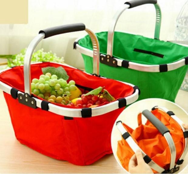 Складные корзины для пикника