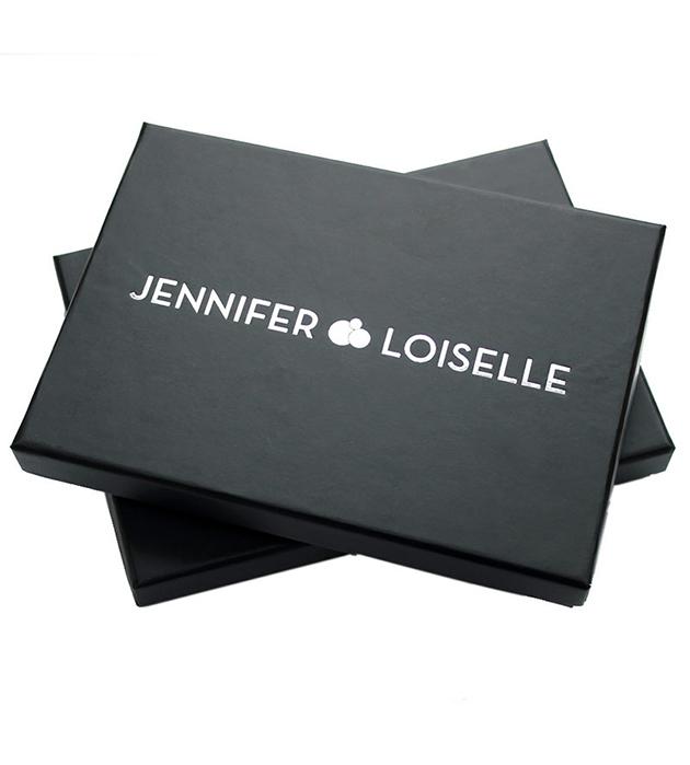 купите качественная английская бижутерия ручной работы от Jennifer Loiselle -  In The Blink of An Eye Silver Earrings