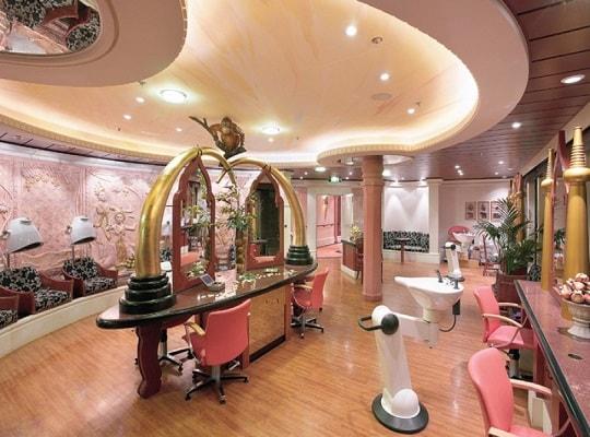 Престижный салон красоты