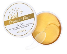 GOLD PREMIUM FIRST EYE PATCH