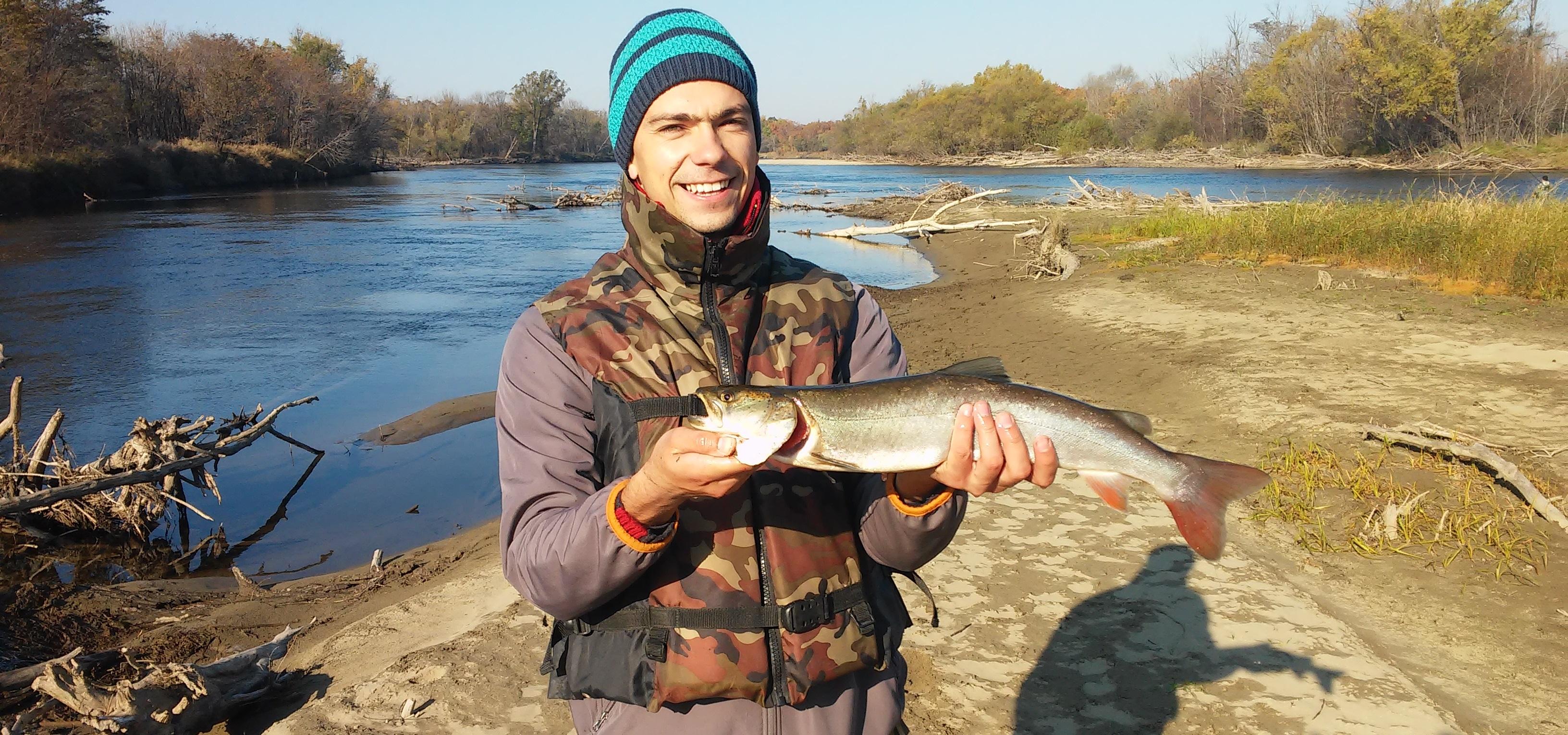 Фото- и видеоотчеты с рыбалок
