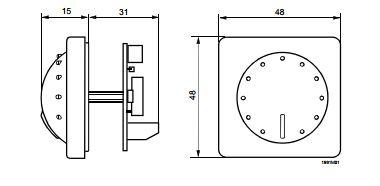 Размеры Siemens BSG21.5