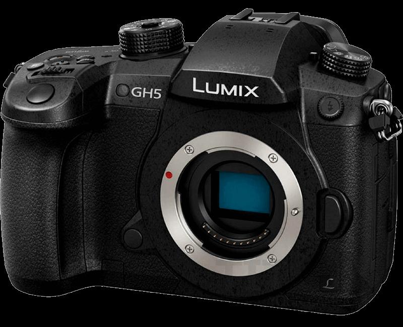 Lumix GH5 Сенсор 20.3 Мп