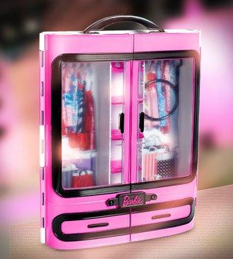 Шкаф для Barbie