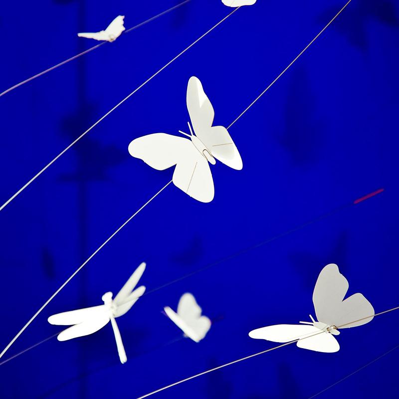 Светильник La Festa delle Farfalle от Ingo Maurer
