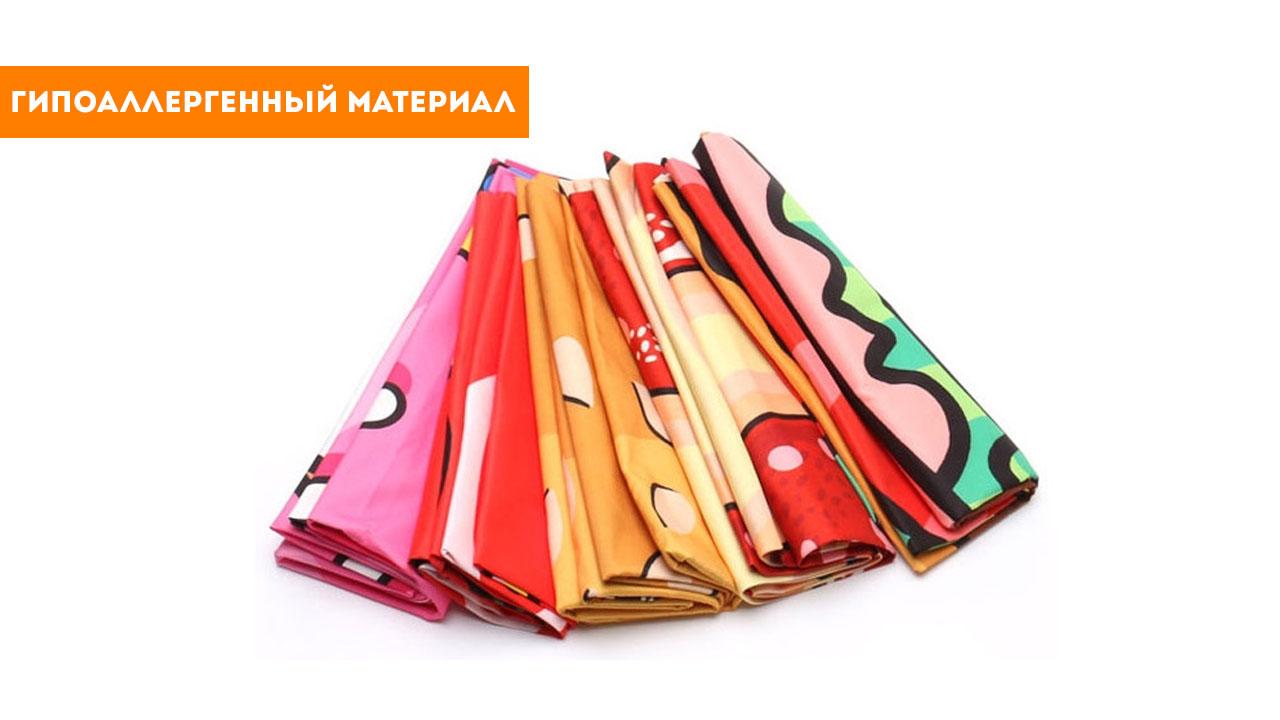"""Пляжное покрывало """"Ананас"""""""