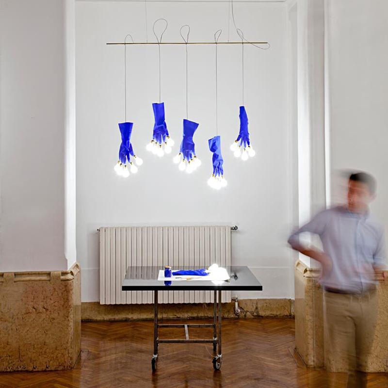Светильник Luzy от Ingo Maurer