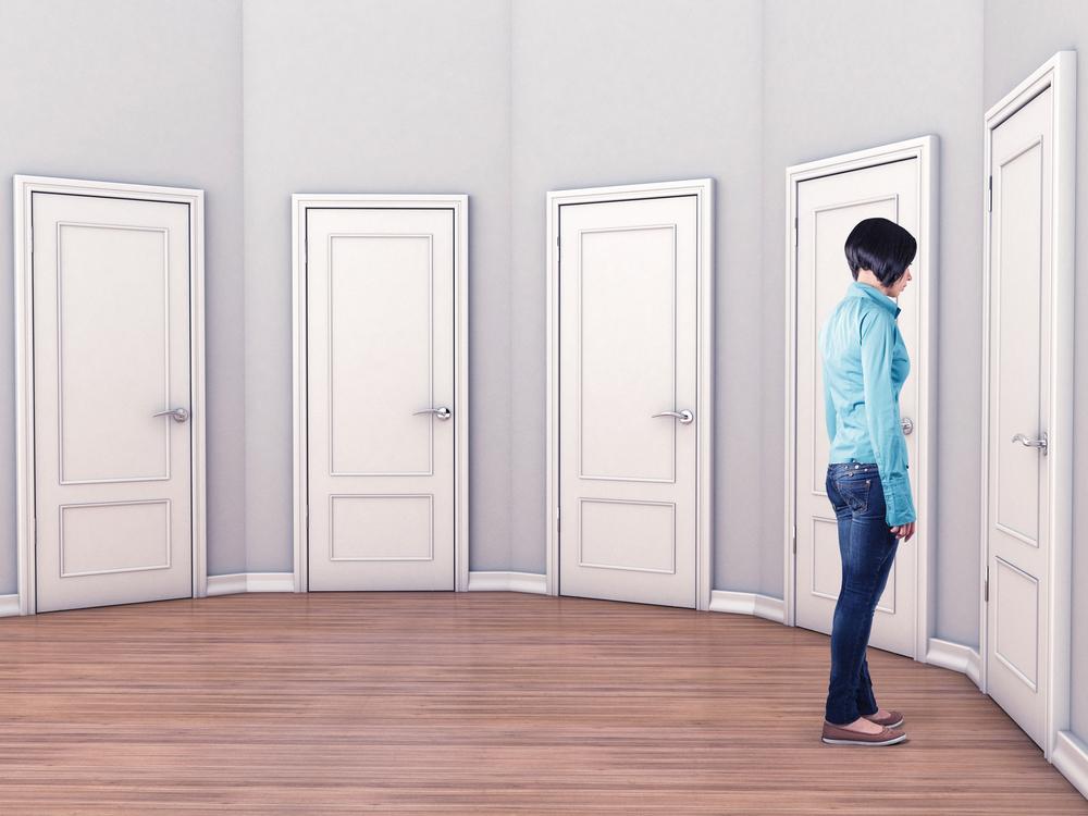 какие межкомнатные двери выбрать