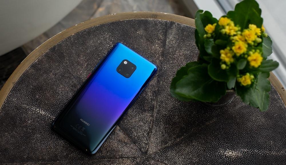 Новый Huawei Mate 20 Pro