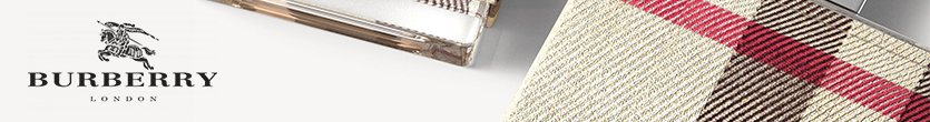 Burberry category banner