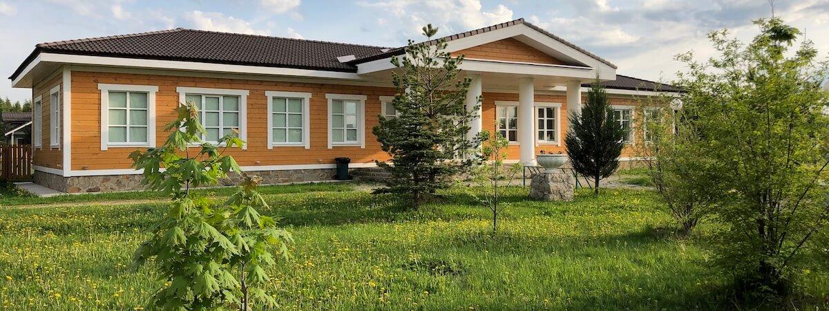 «Романовский Парк» - готовый поселок в Заокском районе