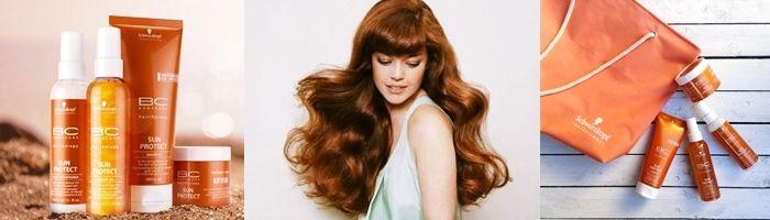 УФ средства для волос