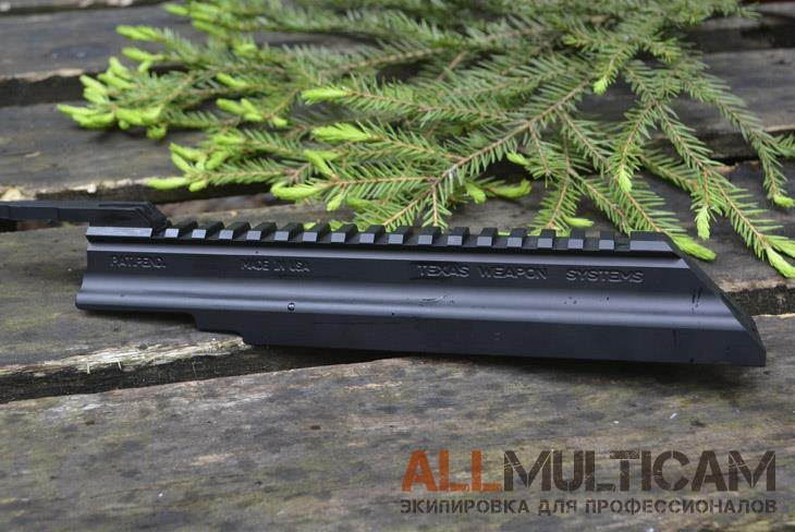 Крышка ствольной коробки для АК от Texas Weapon Systems
