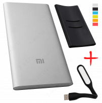 Xiaomi Mi Power Bank 5000 черный