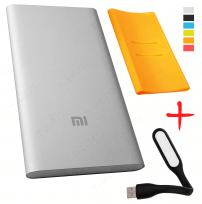 Xiaomi Mi Power Bank 5000 оранжевый