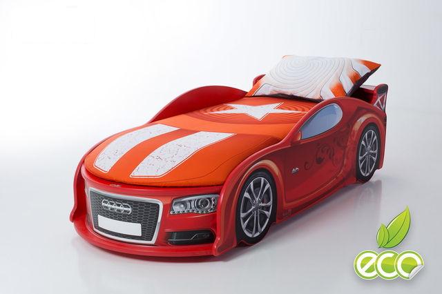детская кровать машинка гоночная