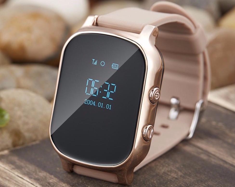 Часы для мальчиков часы Smart GPS Watch T58
