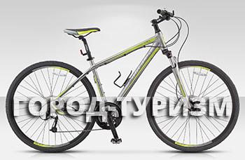 stels городской-туристический велосипед