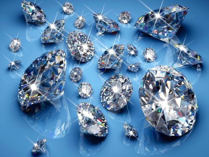 Нанометки на сказываются на внешней красоте драгоценных камней