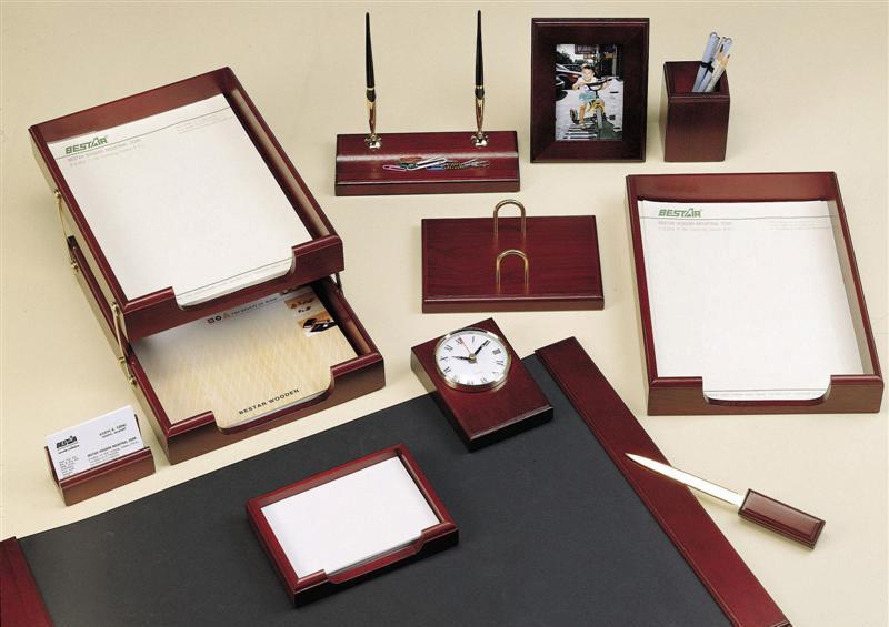 офисный набор на стол руководителю